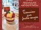 Le tiramisuaux framboises et biscuits roses de Reims des templitudes de Garches Les Templitudes Garches